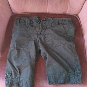 Sanctuary surplus women's cargo shorts